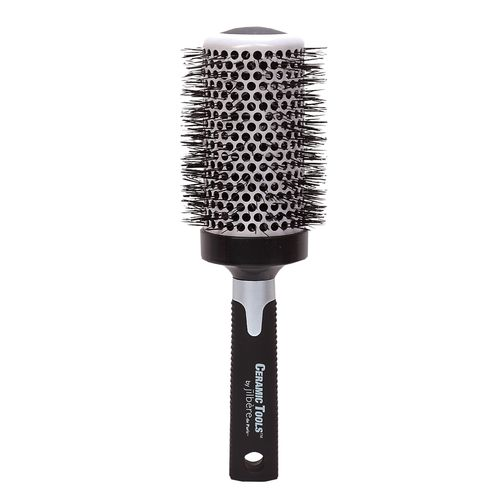 Round, ventilated brush